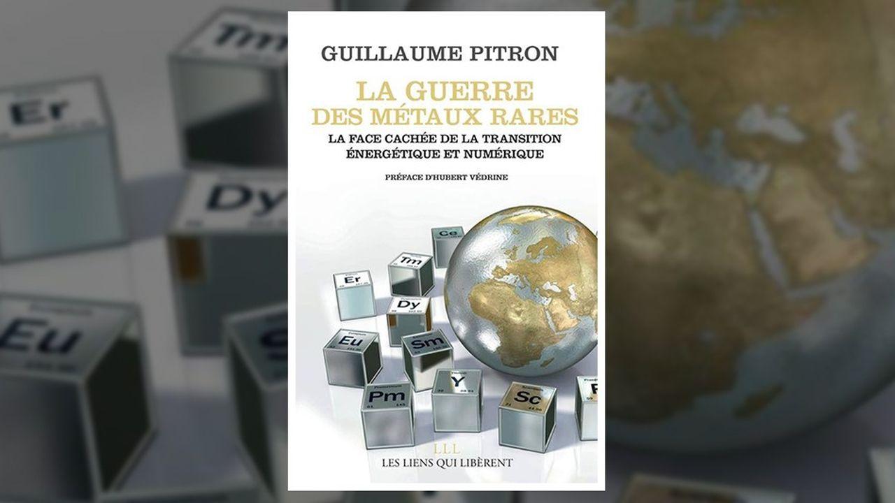 «La Guerre des terres rares». Guillaume Pitron, Editions Les Liens qui Libèrent, 296 pages, 20euros