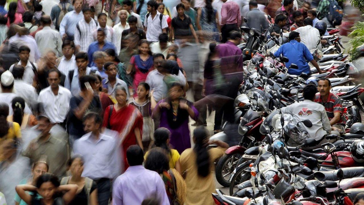 En 2030, la population urbaine de l'Inde atteindra 600millions de personnes, soit deux fois la taille de l'Amérique.