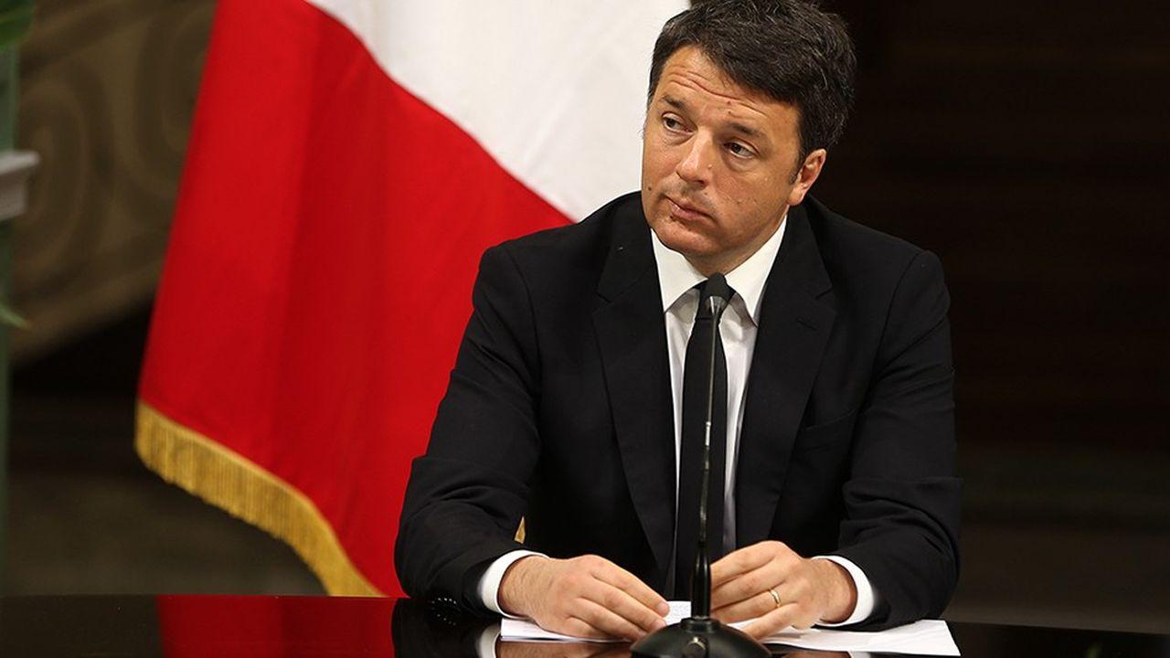 L'ancien président du Conseil, Matteo Renzi, a placé sa garde rapprochée sur les listes du Parti démocrate.
