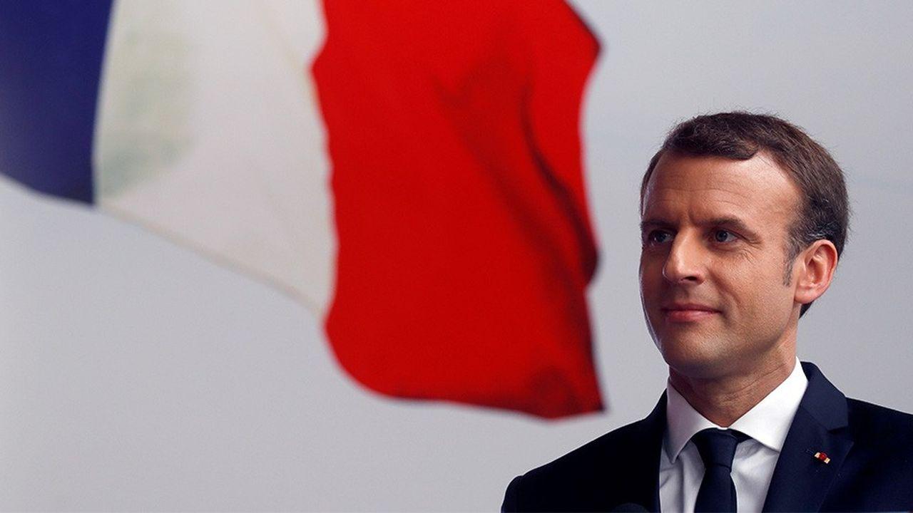 L'économie française devra relever cinq défis pour se remettre « en marche », comme ambitionne de le faire Emmanuel Macron.