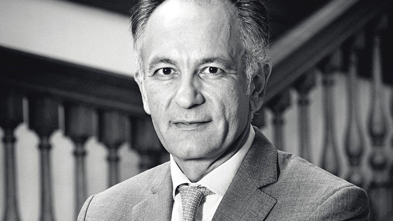 Guillaume Cerutti, le directeur général de Christie's.