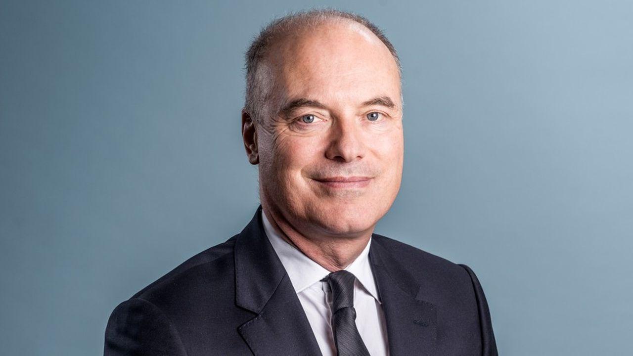 Renaud Dutreil gère un fonds pour soutenir les entreprises d'excellence du patrimoine vivant