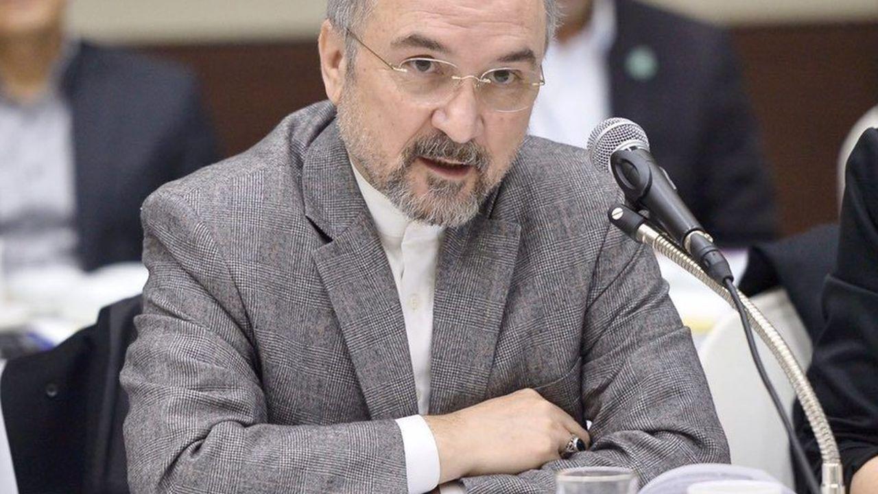 Ancien ambassadeur de l'Iran à l'ONU, Mohammad Khazaee est aujourd'hui chargé d'attirer les investissements étrangers en Iran.
