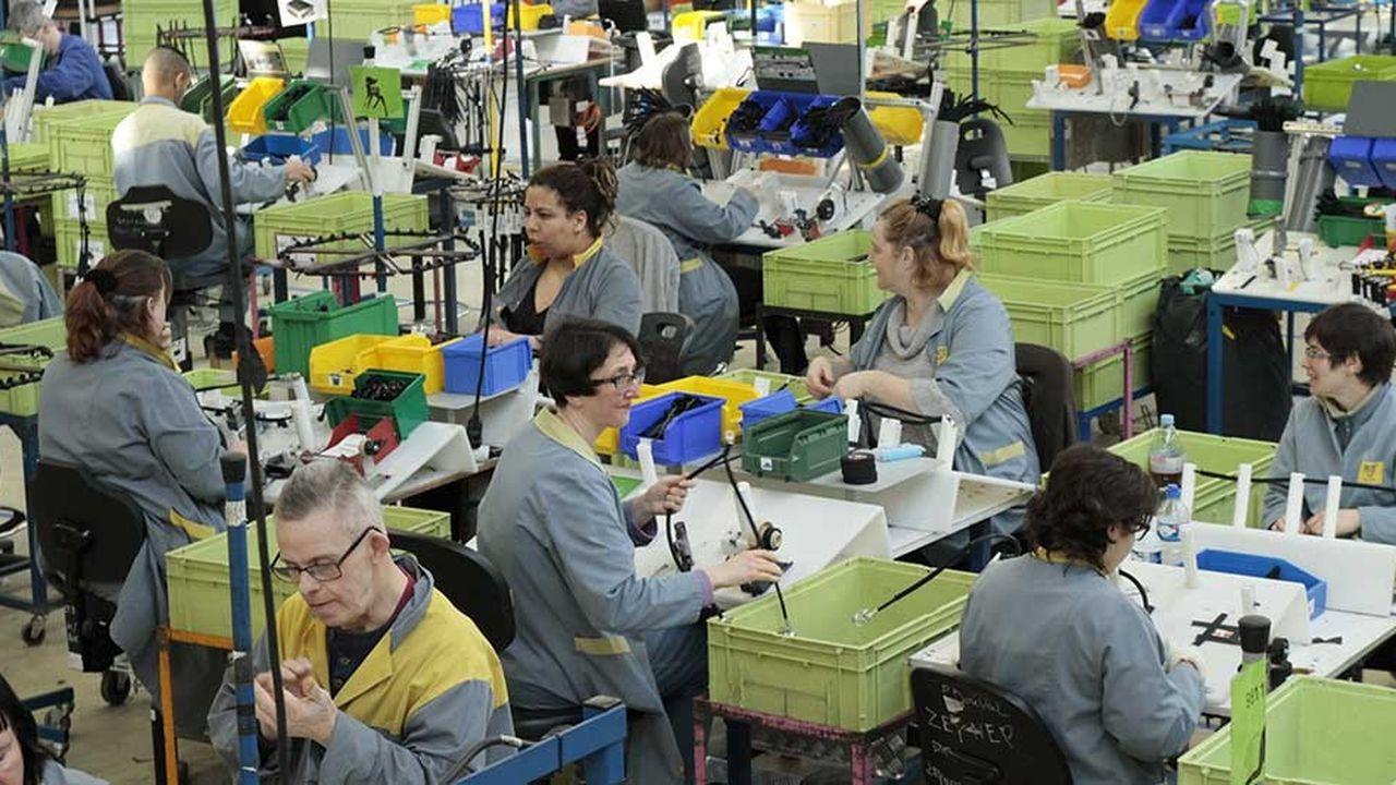Les Ateliers spécialisés Technoland emploient 850 personnes et ont livré plus de 22 millions de pièces à PSA l'an dernier.
