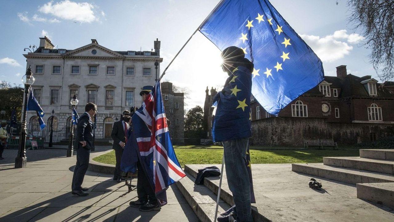 «Nous avons tout intérêt à ce que les uns et les autres réussissent», rappelle David Davis, le ministre britannique en charge de la sortie du Royaume-Uni de l'Union européenne.