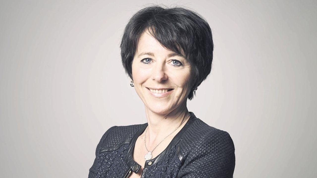 Christel Bories, le Président-directeur général d'Eramet depuis mai2017.