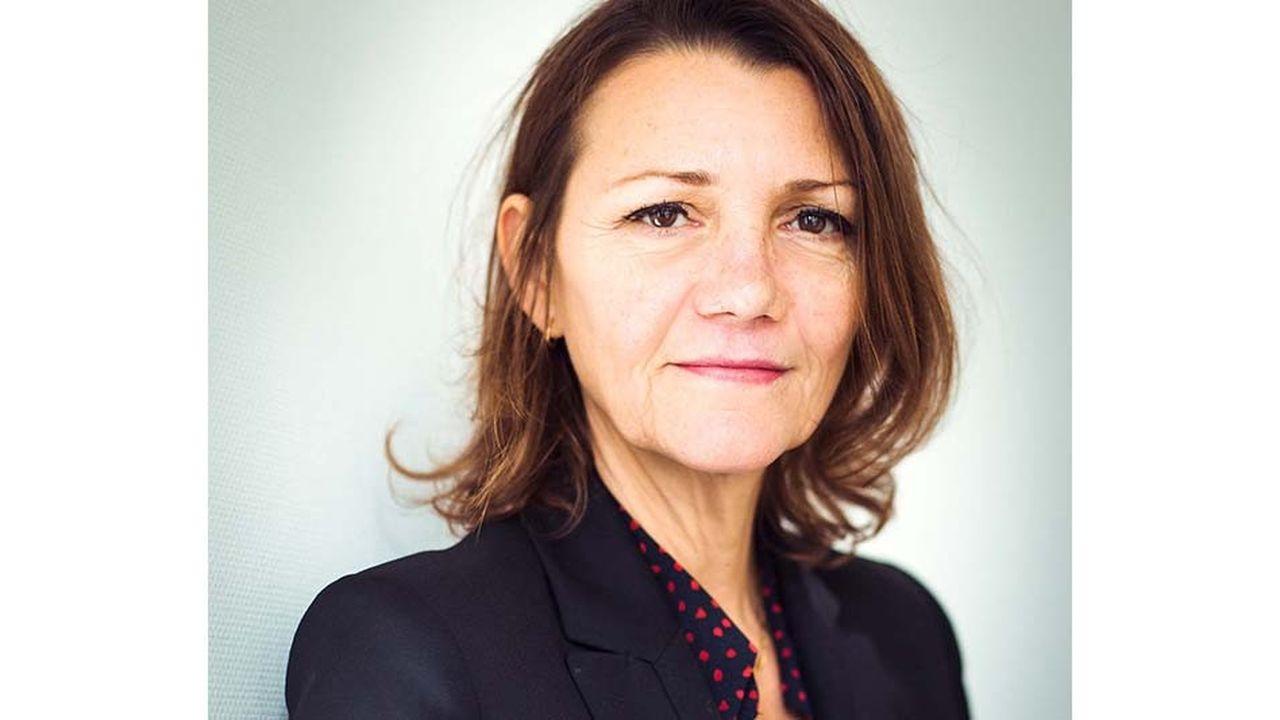 Anne Giudicelli, directrice de Terr (o) risc, société de conseil sur la problématique du risque.