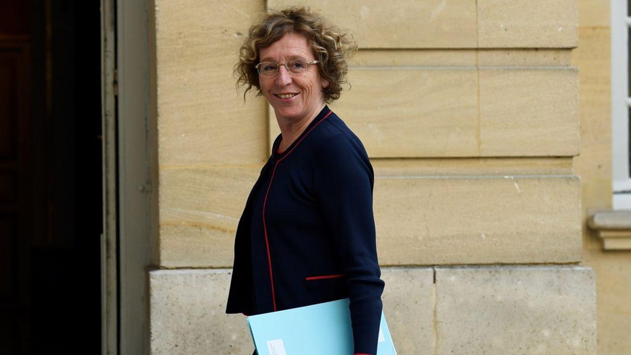 La ministre du Travail Muriel Pénicaud a dévoilé ce lundi 5 mars son projet de réforme de la formation professionnelle.