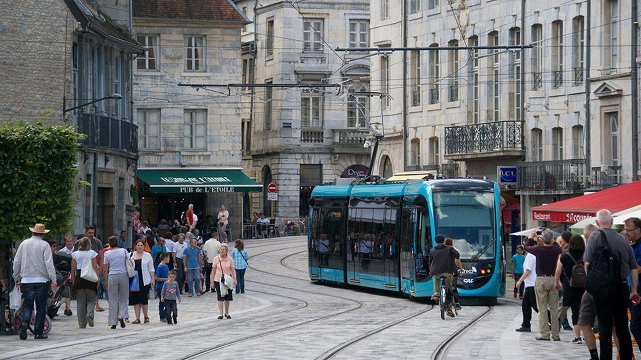 La Smart City occupe une place de plus en plus centrale dans la réflexion stratégique de Besançon.