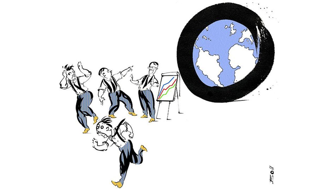 Les économistes découvrent les dégâts du libre-échange