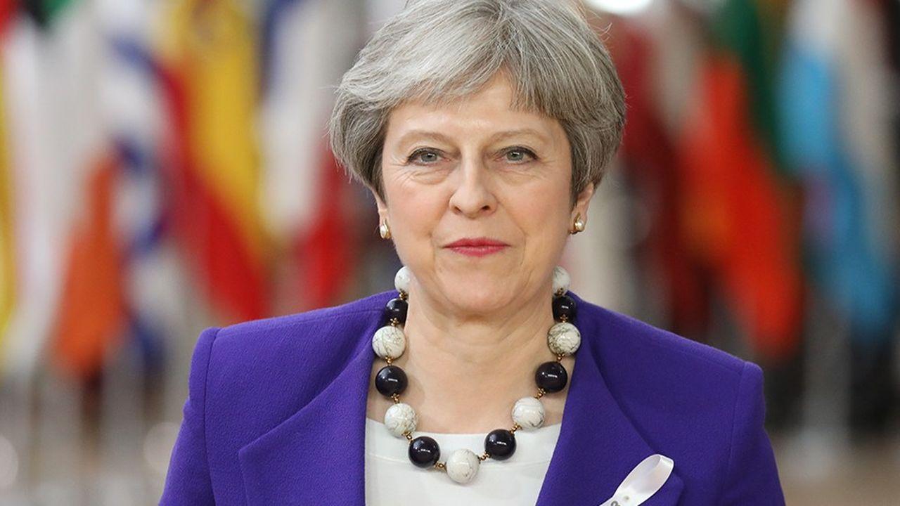 Theresa May, la Première ministre britannique.