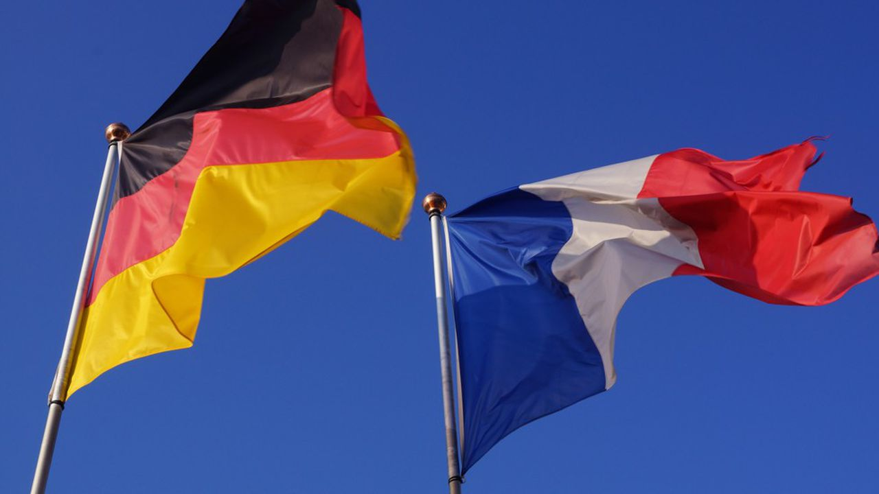 Isolées, la France et l'Allemagne ne semblent pas en mesure de faire mûrir en leur sein des géants du Net.
