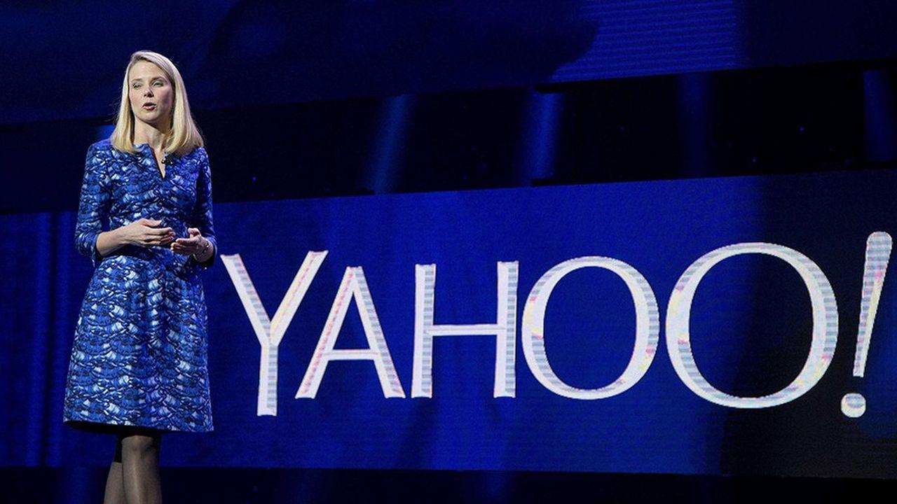 Marissa Mayer a quitté Yahoo! quelques temps après le piratage de millions de données d'utilisateurs.