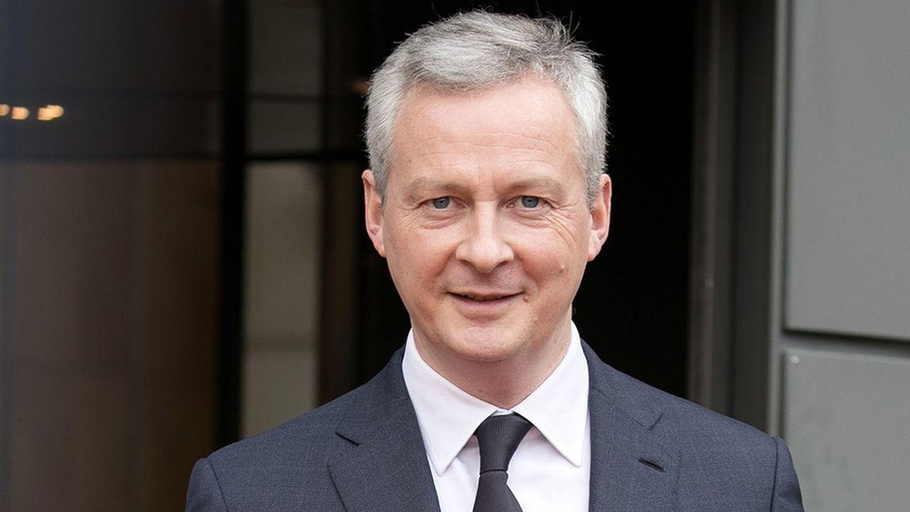 Bruno Le Maire, ministre français des Finances.