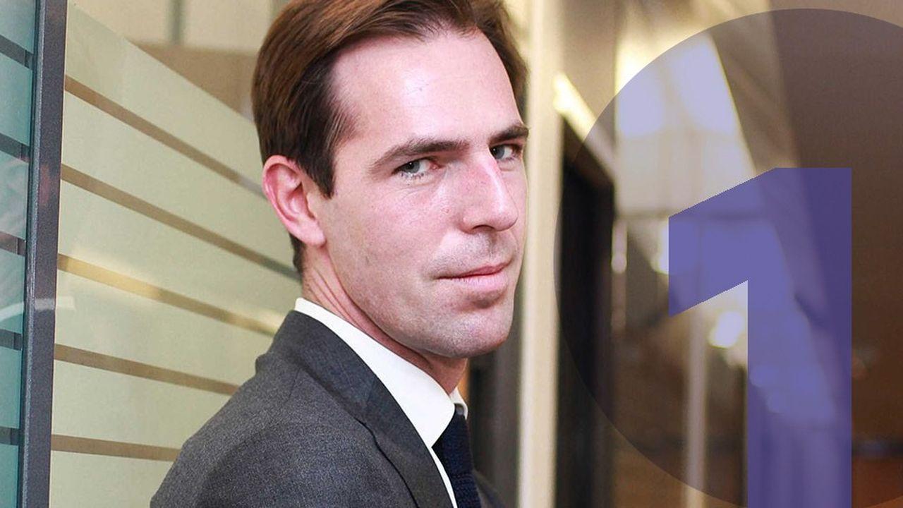 Julien Vaulpréest directeur général de Taddeo.