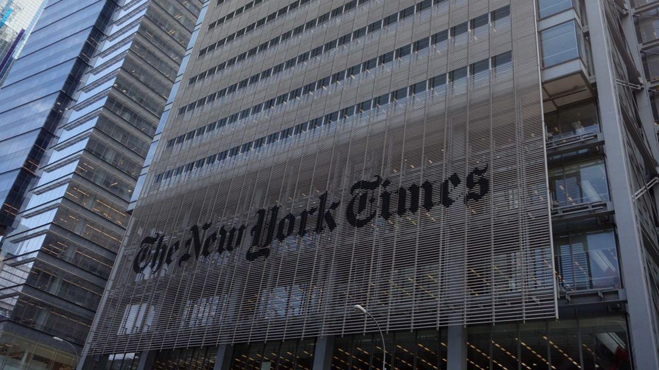 Le journal américain a massivement investi dans l'éditorial ces derniers temps.