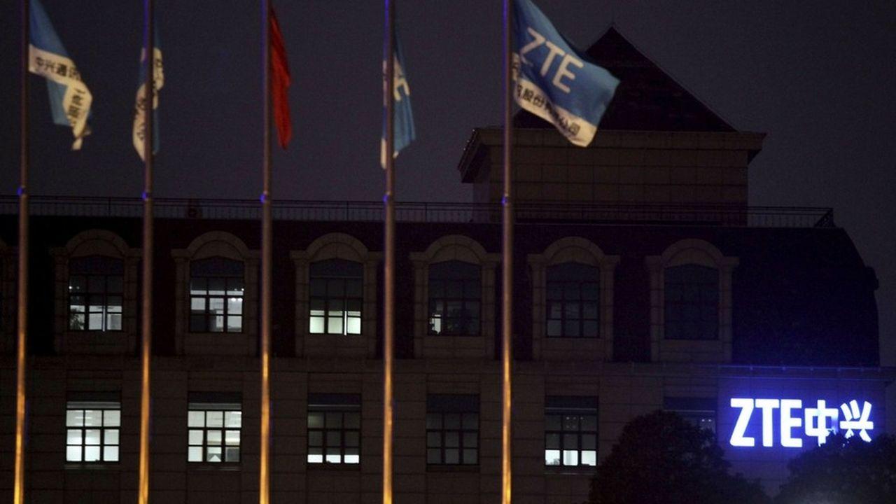 L'équipementier télécom chinois TZE a déposé une requête auprès du département américain du Commerce pour suspendre les sanctions qui menacent sa survie