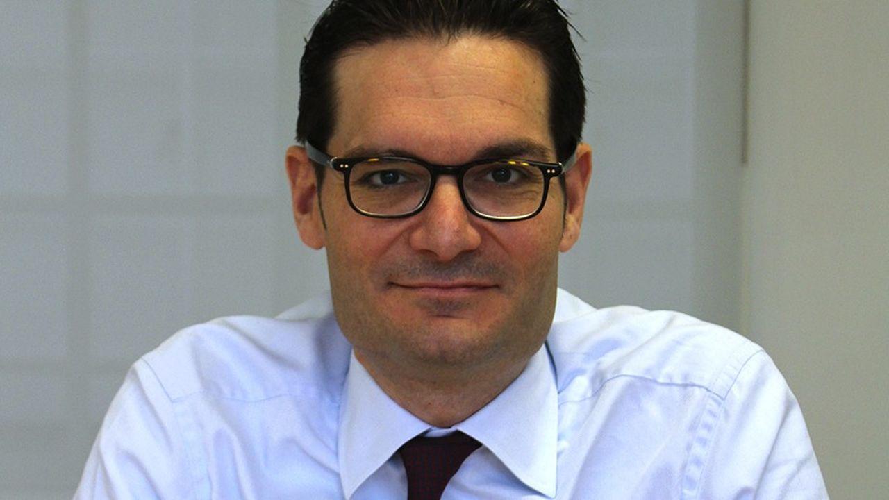 Joseph Oughourlian, fondateur de Amber Capital.