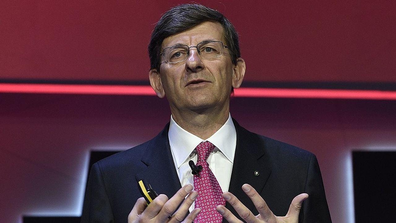 Vodafone change de patron