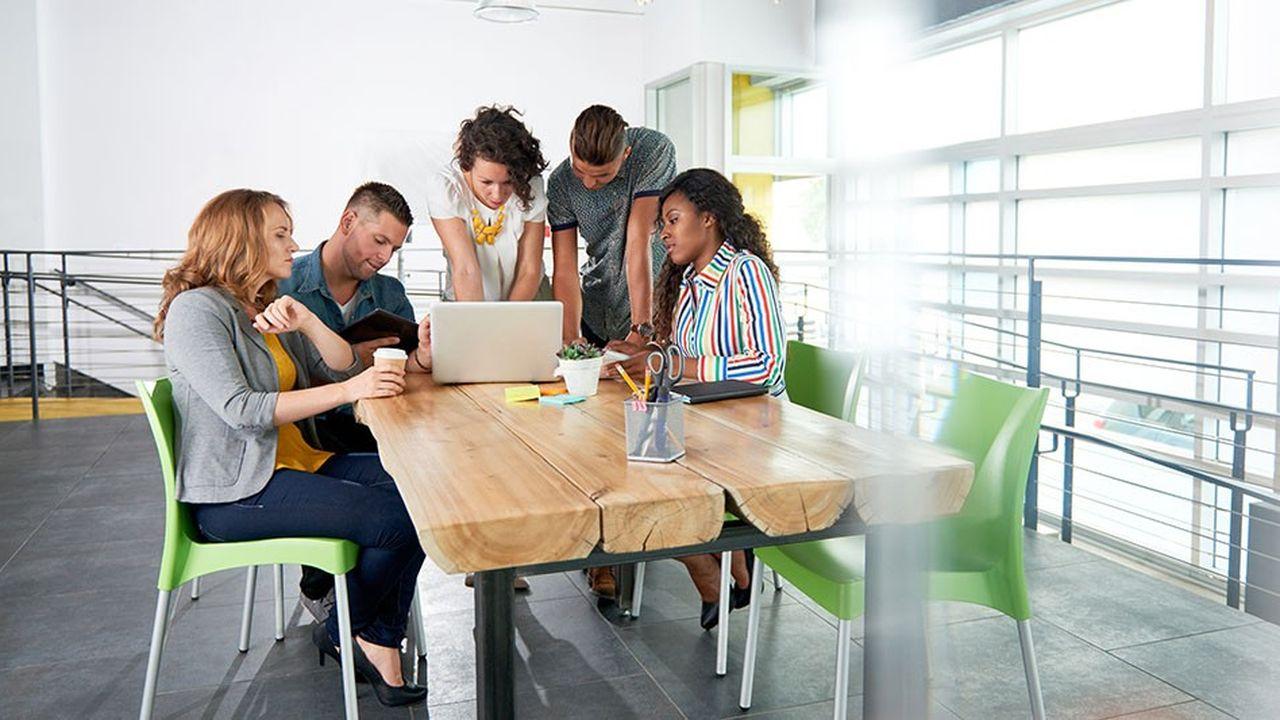 43% des Millennials interrogés indiquent qu'ils quitteront leur entreprise dans les deux ans.