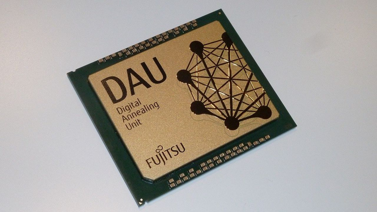 Le «digital annealer» a été présenté par Fujitsu lors de son forum annuel à Tokyo.