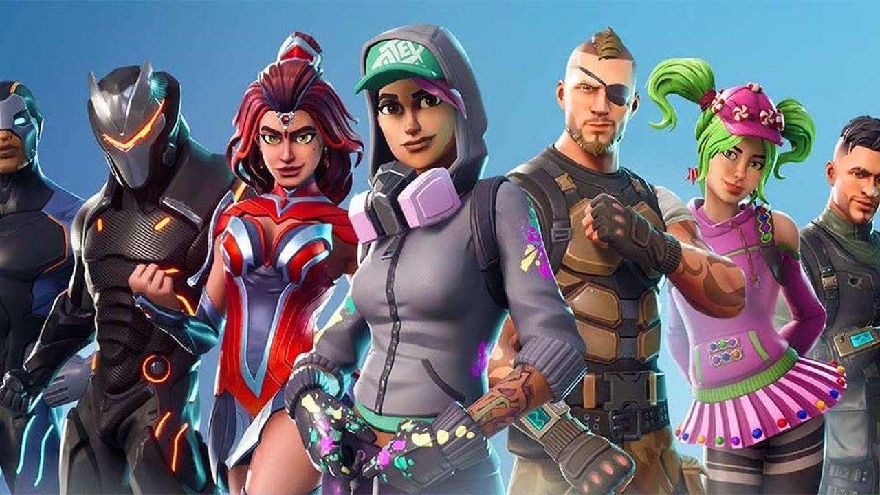 «Fortnite Battle Royale» rassemble environ 45millions de joueurs tous supports confondus.
