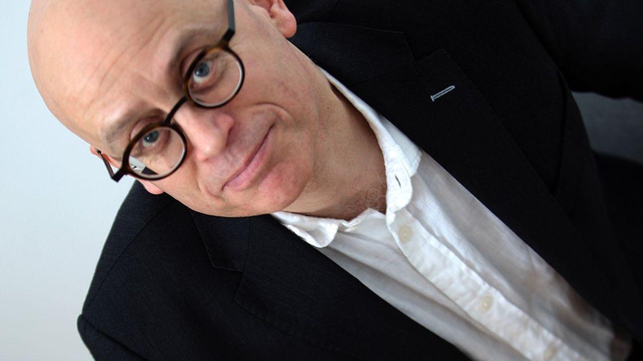 Serge Guérin, sociologue et spécialiste des questions de vieillissement.