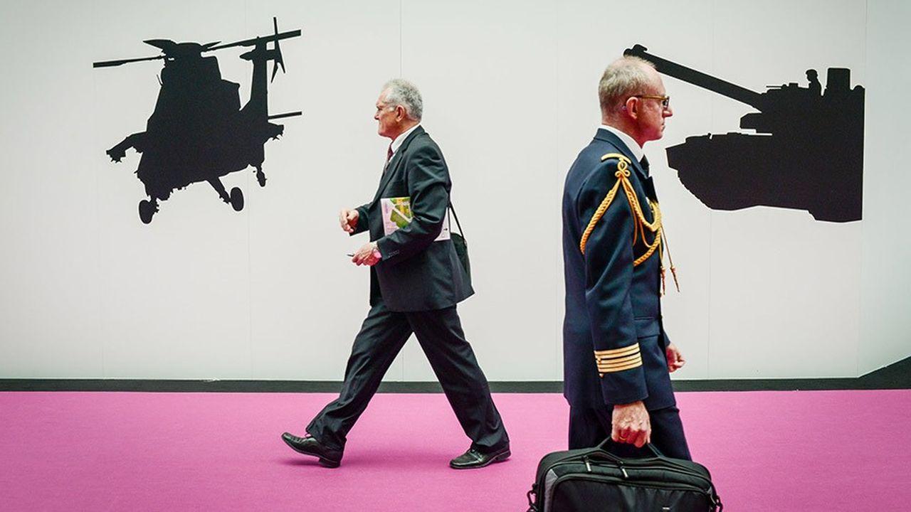 La France dispose d'une grande armée, mais qui doit se moderniser et se réinventer.