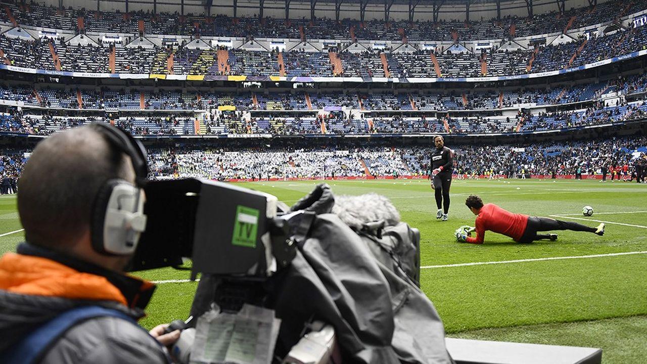 La majorité des droits de la Ligue 1 pour la période 2020-2024 est revenue à Mediapro, qui diffuse les matches du championnat espagnol.