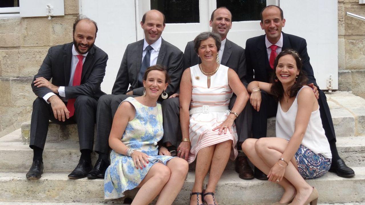 Chez Villa Médicis, les décisions sont prises de façon souple et informelle par un conseil de famille.