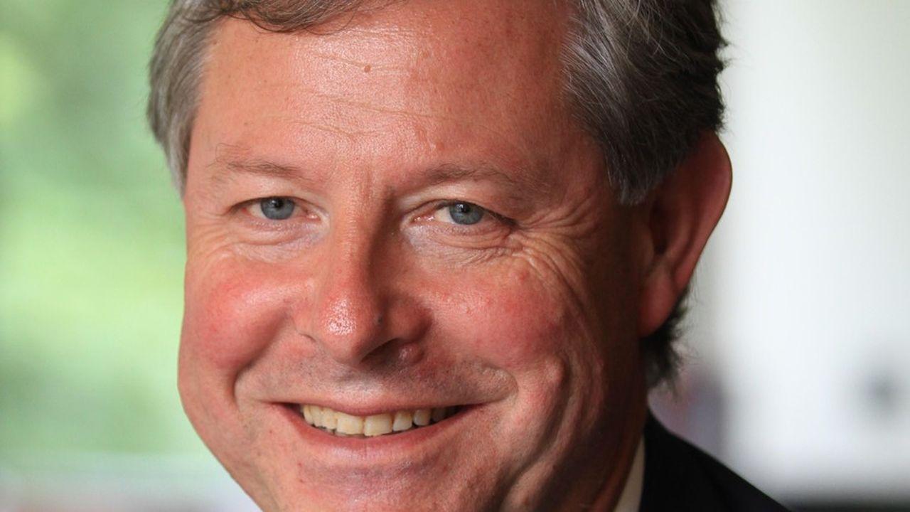 Le président de Solinest, Bertrand Jacoberger.