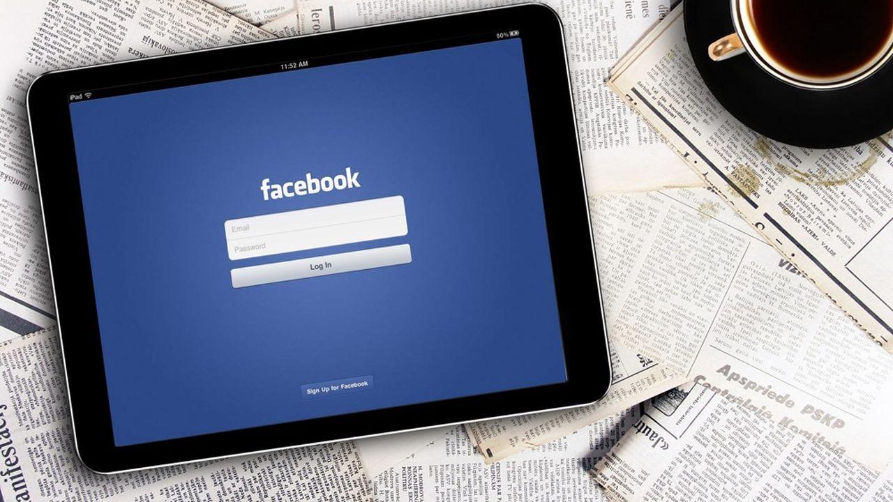Facebook renonce à faire le tri dans les sujets d'actualités de ses utilisateurs américains