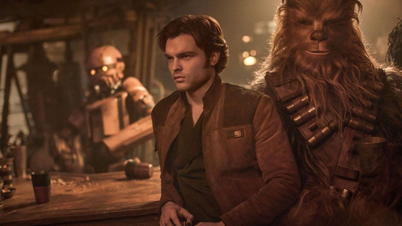 Disney espère que les recettes du film Solo: A Star Wars Story décolleront durant les prochaines semaines.