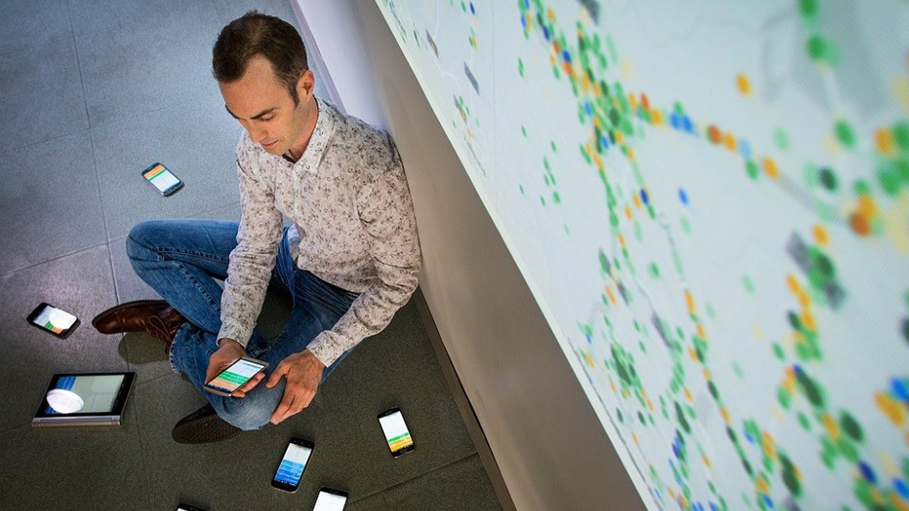 Arnaud Legout travaille sur l'application Electrosmart depuis 2014.