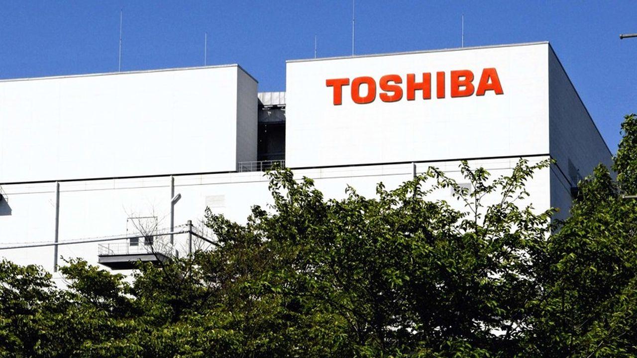 Sharp va débourser seulement 4milliards de yens (31millions d'euros) pour prendre le contrôle de 80,1% de la filiale de Toshiba.