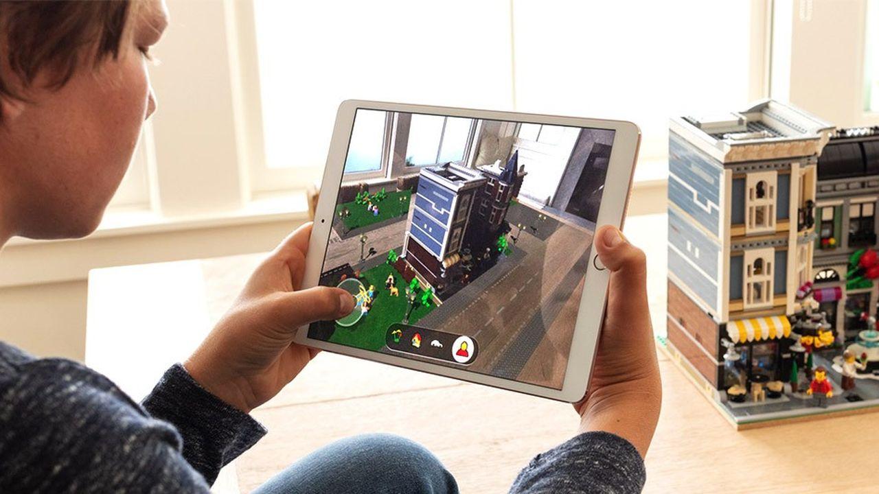 L'arrivée de la réalité augmentée collaborative annonce un changement d'échelle pour cette technologie.