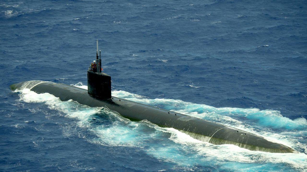 Des plans d'un missile anti-navire pouvant être tiré depuis un sous-marin auraient été volés.
