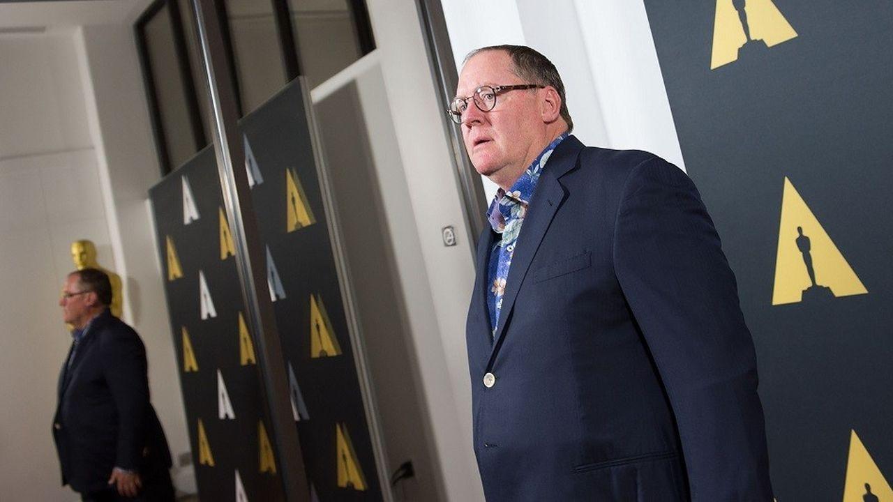 John Lasseter le 17septembre 2015.