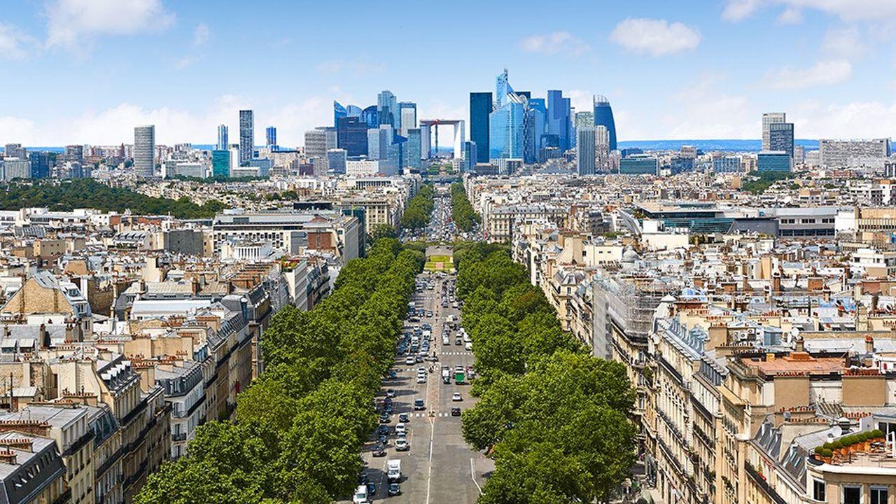 Le nombre de projet émanant d'investisseurs étrangers a bondi de 31% en France l'an passé, selon le baromètre EY.