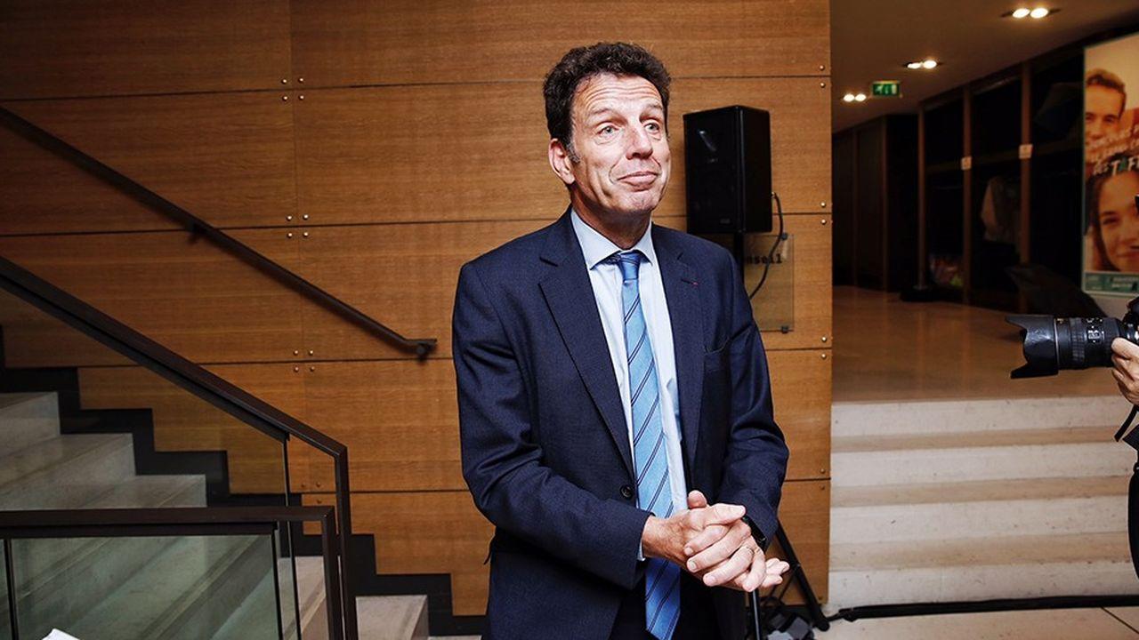 Le conseil exécutif du Medef s'est prononcé en faveur de Geoffroy Roux de Bézieux pour présider l'organisation patronale dont les élections sont prévues en juillet.