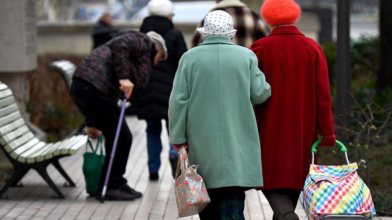 Les perspectives du système de retraites sont restées stables par rapport à la dernière prévision, malgré la hausse du PIB.