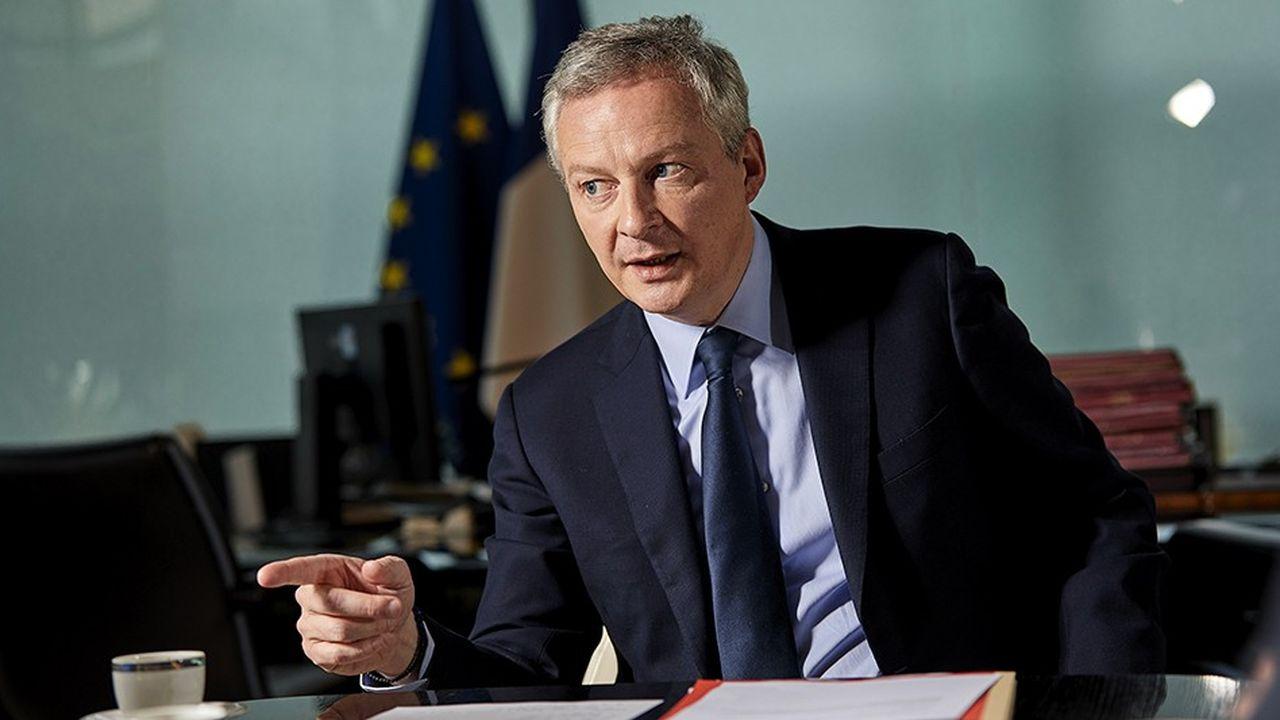 Bruno Le Maire estime qu'il est «grand temps de redéfinir ce que l'on attend du rôle de l'Etat dans l'économie»