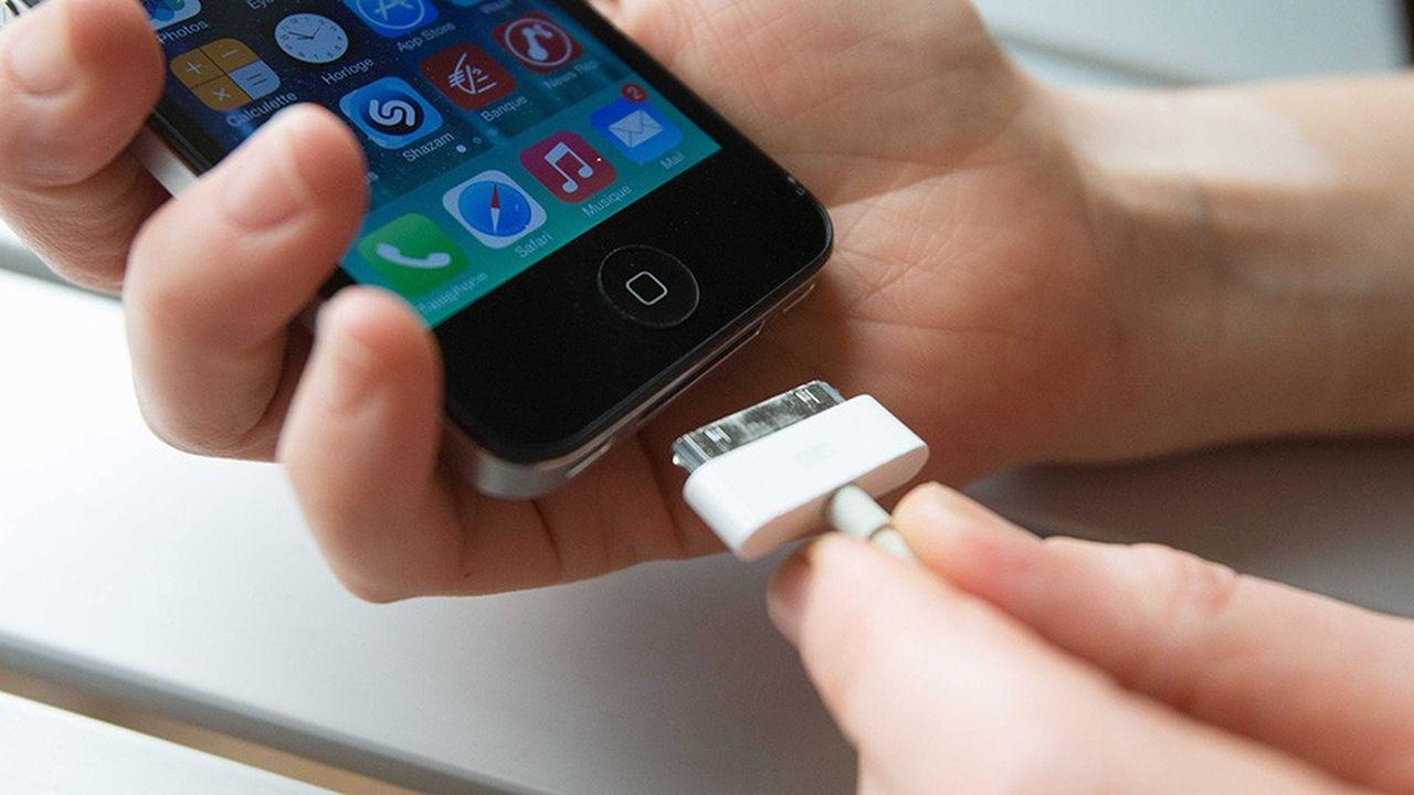 La faille de sécurité concernait le port de charge des iPhone.