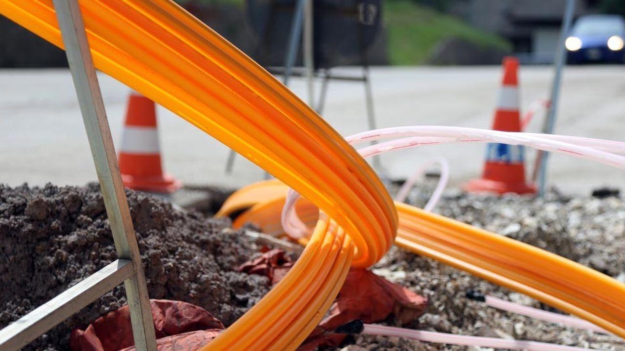 L'Etat a mis 3,3milliards d'euros sur la table pour financer les déploiements de fibre optique dans les campagnes