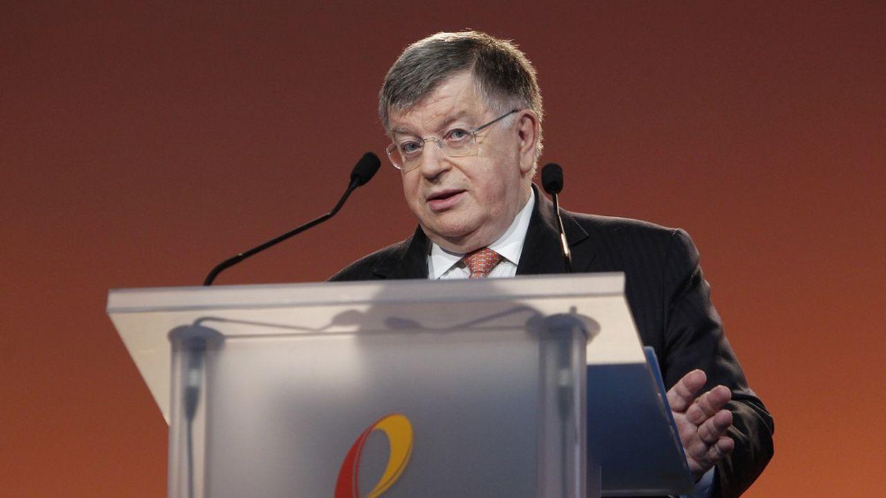 Didier Lombard a quitté France Télécom en 2011.