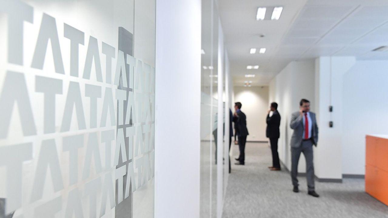 TCS compte 1.600 salariés en France, et 395.000 dans le monde.