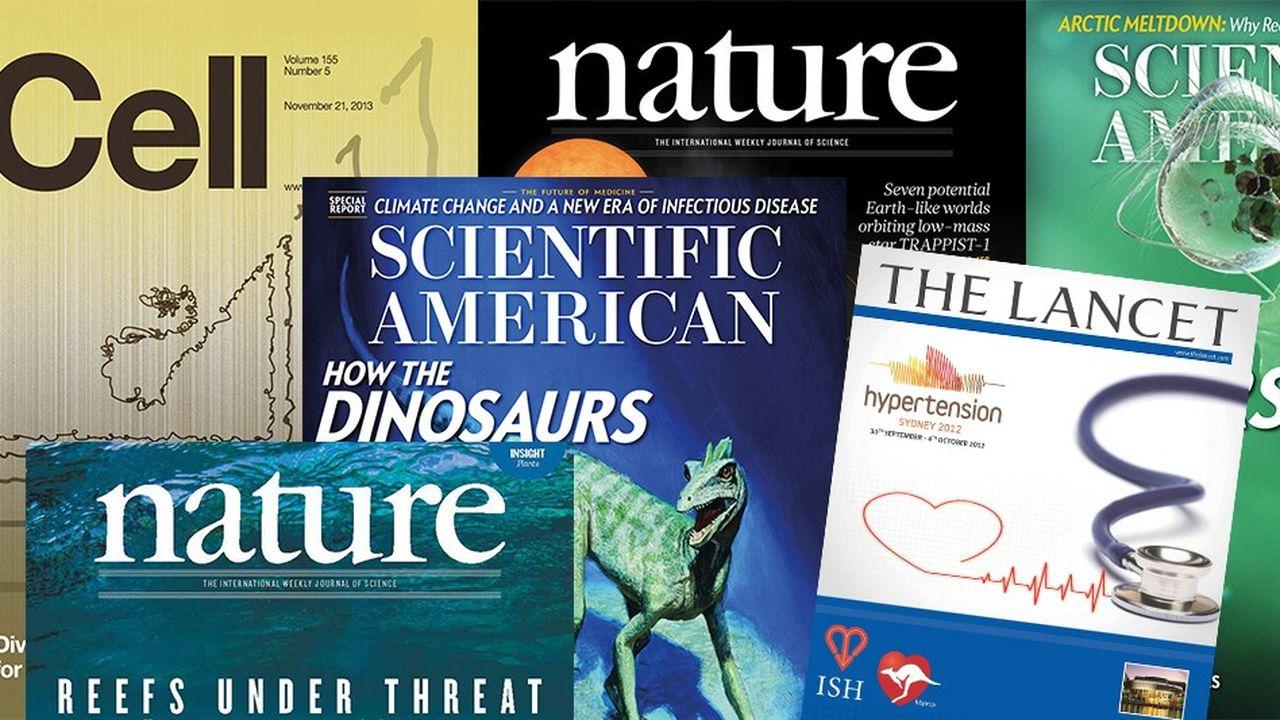 Articles académiques sur la datation en ligne