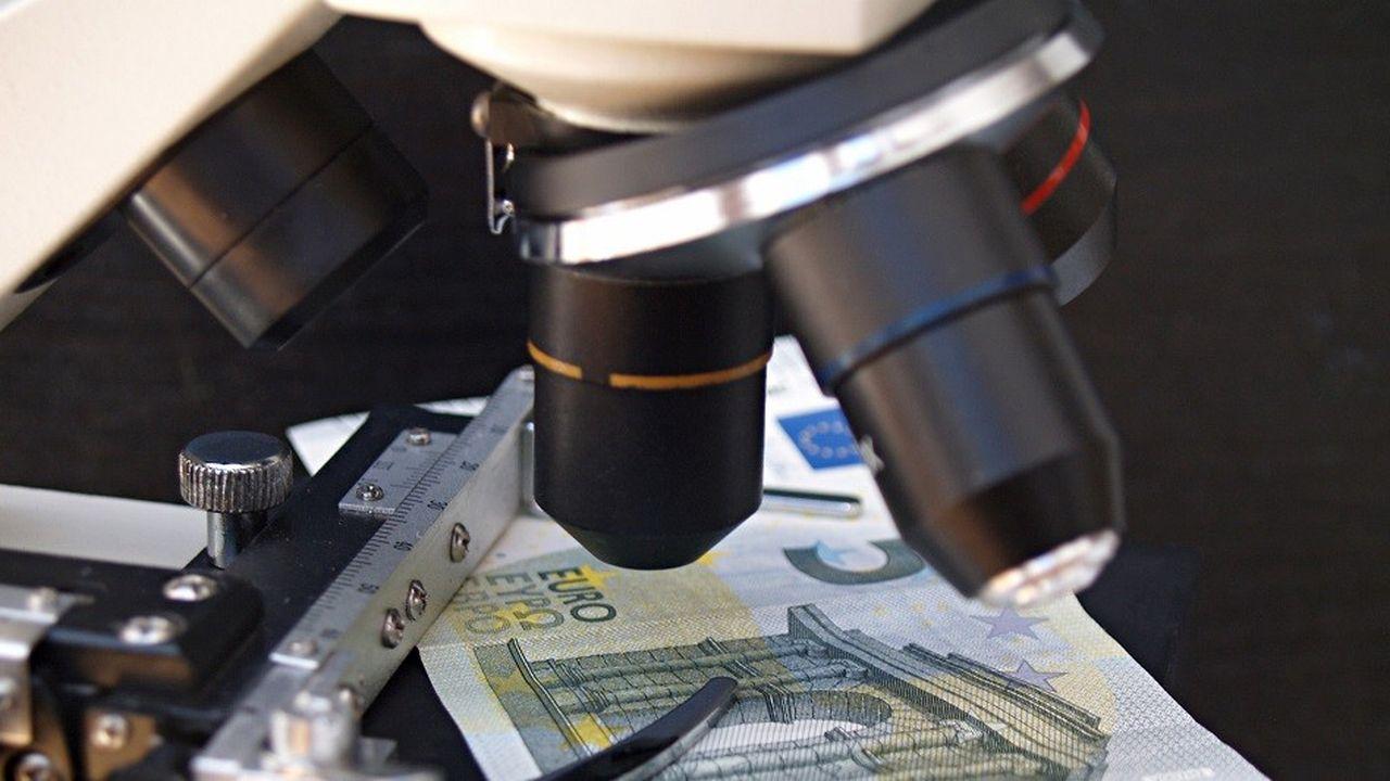 Le crédit d'impôt recherche représente une aide totale aux entreprises de 5,5milliards d'euros en 2017.