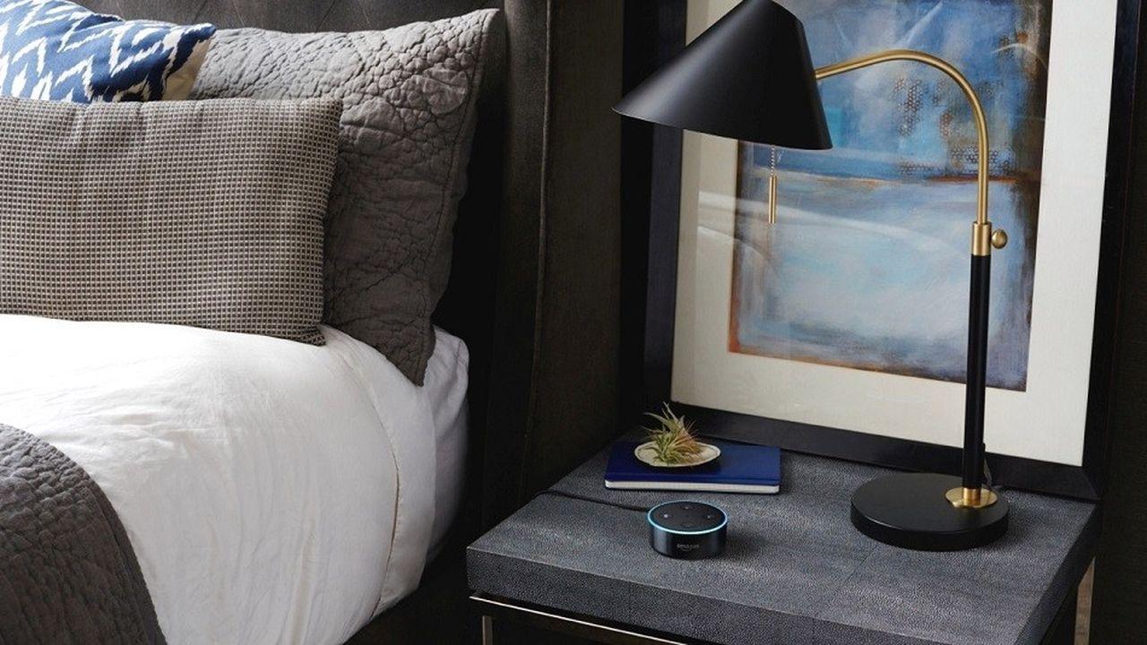 Amazon a mis au point une version spéciale de son assistant vocal Alexa pour les hôtels.