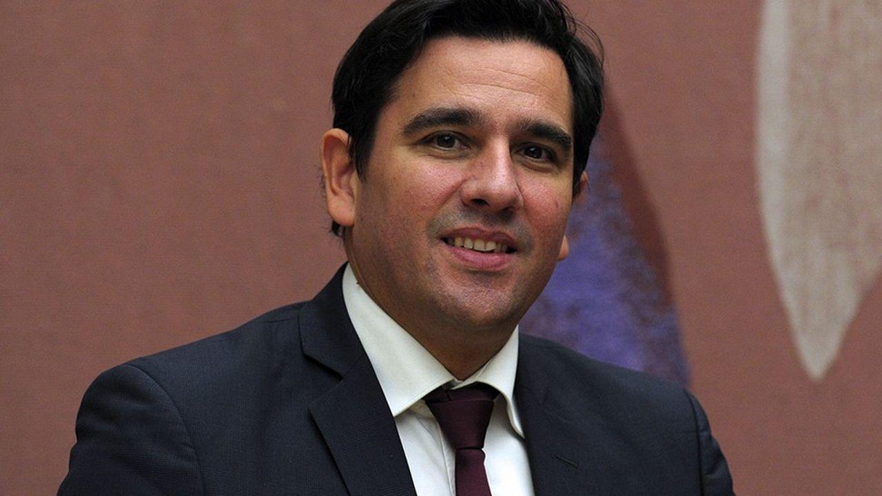 Sebastien Soriano, président de l'Arcep.